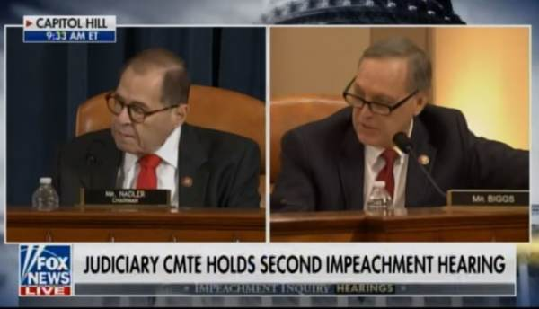 (VIDEO) This Is What Tyranny Looks Like: Democrat Nadler Denies Republicans Equal Time Hearing