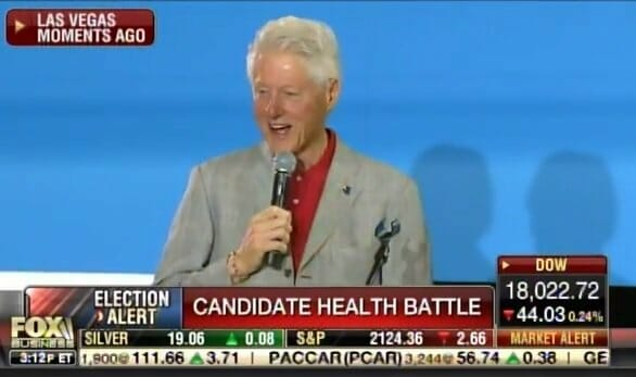 bill-clinton-hillary-flu