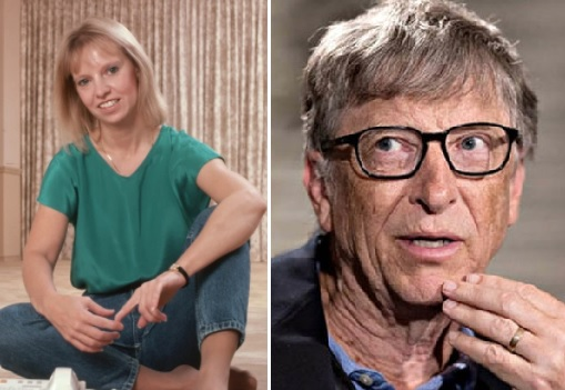 Creepy Bill Gates Told Wife He Would Marry Her if She Allowed Him to Take 1 Beach Vacation a Year with Ex-Girlfriend