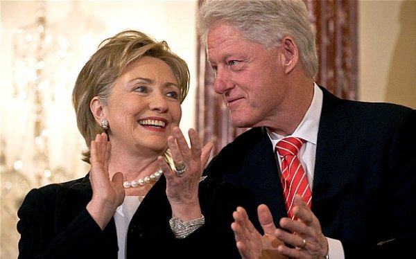 REPORT: Clinton Campaign Staffers Sick Of Getting Blamed By Bill And Hillary For Her Loss