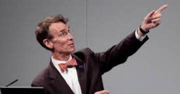 Hack 'Scientist' Bill Nye: 'We'll Just Have to Wait For Climate Deniers to Die'
