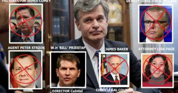 Evidence Suggests Former FBI Head of Counter Intelligence, Bill Priestap, is Obamagate's 'Deep Throat'!