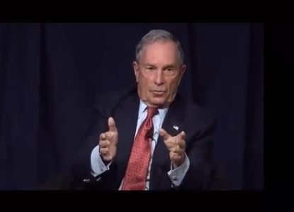 """East Coast Elitist Mike Bloomberg: """"Anyone in This Room Can Be a Farmer"""" – You Need """"Gray Matter"""" to be in Information Economy (VIDEO)"""