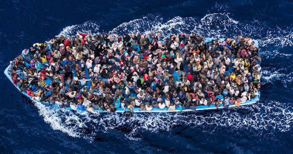 ITALY Reduces Migrant Landings by 96% in Only Two Years