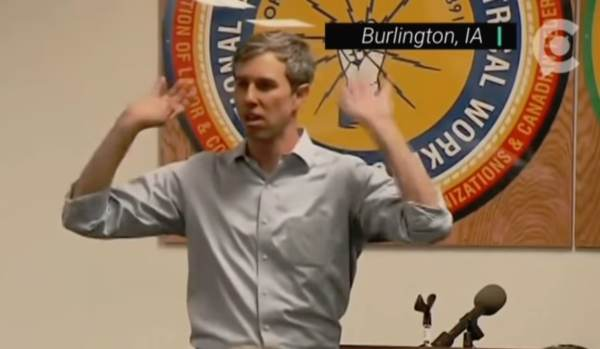 'Beto' O'Rourke: Late-Term Abortions 'Should Be A Decision The Woman Makes' (VIDEO)