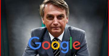 Brazil's Top Election Court Catches Google Manipulating Search Results to Point to Negative Entries on Bolsonaro …Just Like They Do with Conservatives in America