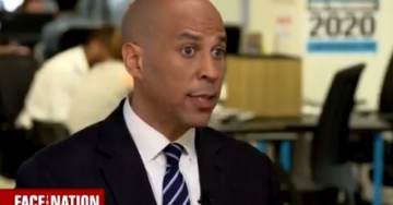 """No Kidding… Cory Booker Admits Releasing Illegal Migrants into Sanctuary Cities Would """"Make Us Less Safe"""" (Video)"""