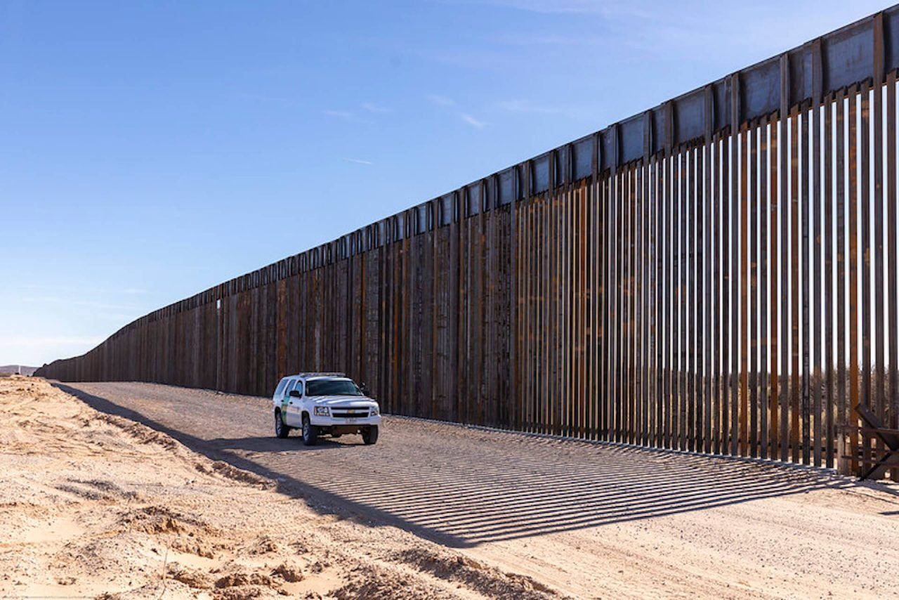 """Biden DHS Chief Considers Building More Sections of Border Wall to Fill in """"Gaps"""""""