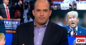 WHAT A JOKE. CNN's Brian Stelter to Host World News Day Conference About Why 'Independent' and 'Fact-Based' Journalism Matters