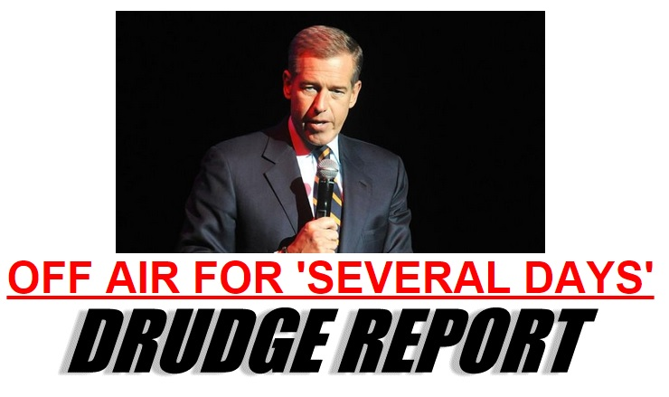 brian williams drudge