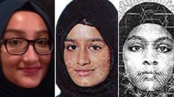 british girls isis