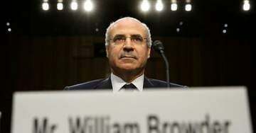 RUSSIA READY to Send Request to US Over Bill Browder and his $400,000 in Controversial Donations to US Democrats