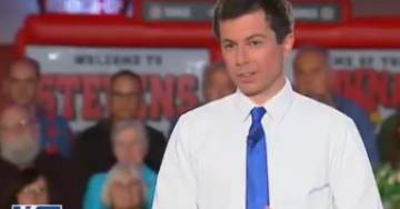 """Lightweight Mayor Pete Says Situation in Iran was """"Engineered"""" by Trump Administration (VIDEO)"""