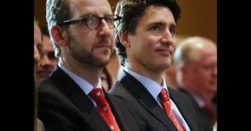 """Top Trudeau Advisor: Those Who Laughed at his """"Peoplekind"""" Remarks are Nazis"""