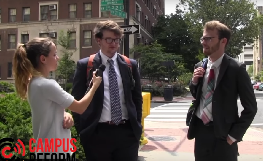 Video: Liberal Students Love Socialism But Can't Define it