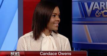 """Facebook Includes Conservative Star Candace Owens on """"Hate Agents List"""" — Follows Platform's Pattern of Eliminating Conservative Voices"""