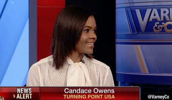 "Facebook Includes Conservative Star Candace Owens on ""Hate Agents List"" — Follows Platform's Pattern of Eliminating Conservative Voices"