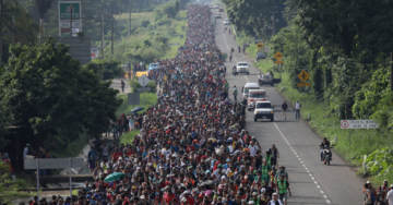 BREAKING: Trump Announces New Asylum Rules to End Protections to Central American Migrant Invasion (Video)