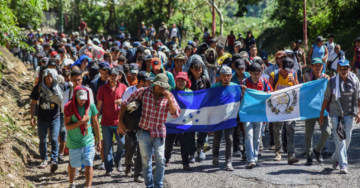 Majority of Mexicans Want Their Government to Stop Letting Central American Migrants Travel Through Their Country