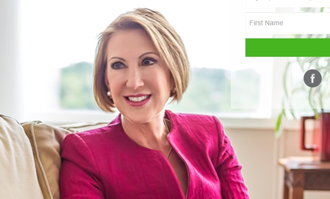 Carly Fiorina Zings Chris Wallace: Ask Me About Being VP When You Ask Everyone Else (Video)