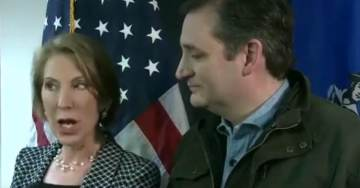 Lyin' Ted Could Dump Fiorina at Convention if He's Able to Pull Off a Coup to Get Nominated