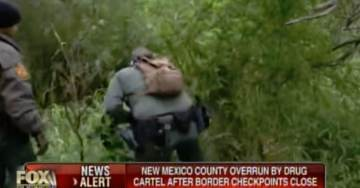 Surprise! Drug Cartels Overrun Border After New Mexico Governor Closes Border Checkpoints (VIDEO)