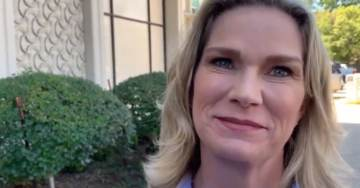 Catherine Engelbrecht from 'True the Vote' discusses Her Huge Court Win Against IRS – And Fires Warning Shot at Elijah Cummings (VIDEO)