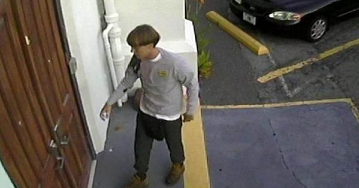 Charleston Shooter Dylann Storm Root Was Influenced By