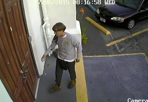 charleston shooter