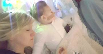 Mother of Charlie Gard Shouts 'What if it Was Your Child!' At Judge After Ruling Charlie Will Die in Hospice Care