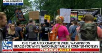 FOX News: Antifa Is Reporting They Are Blocking Camera Lenses and Cutting Cords to TV Cameras (VIDEO)