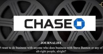 """James O'Keefe Strikes Again: Project Veritas Exposes Chase Bank's """"Debanking"""" Policies of Pro-Trump Activists (Video)"""
