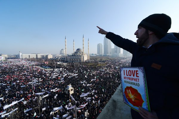 chechnya protest 2