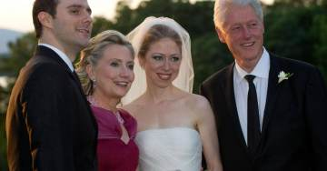Bill Clinton Says Haiti Relief Funds Didn't Pay for Chelsea's Wedding… Then Wikileaks Drops This Bomb