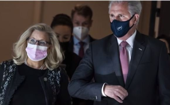 BURN IT ALL DOWN: Liz Cheney Lashes Out in WaPo Oped — Clearly Determined to Destroy Entire GOP as Party Turns On Her Crazy Self