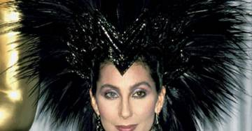 Cher Experiences Brief Moment  of Lucidity – Questions Democrats' Open Border Policy