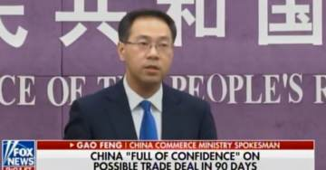 BREAKING: Chinese Commerce Minister Announces Immediate Implementation of Details of US Trade Agreement (VIDEO)