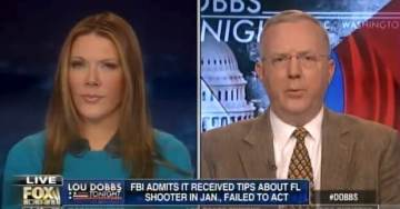 Judicial Watch Chief Investigator Chris Farrell: Shut Down the FBI – Clean Out the Headquarters (VIDEO)