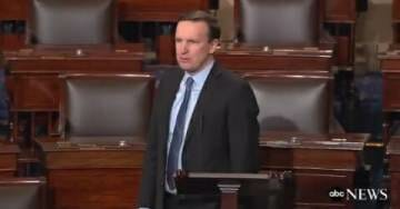 """Liberal Senator Chris Murphy on Senate Floor: Epidemic of Mass Slaughter Because of """"Inaction"""" by Congress (VIDEO)"""