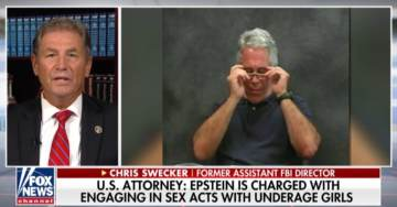 Former FBI Official: Expect DOZENS of More Charges Against Jeffrey Epstein (VIDEO)
