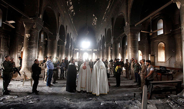 christian-church-iraq