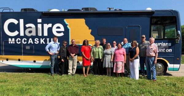 photo image Figures. Claire McCaskill Won't Apologize to Missouri Voters After Lying about Her RV Tour and Taking Private Jet…