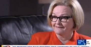 WOW! Claire McCaskill Speaks Out After Project Veritas Reveals She's a Complete Fraud — Lies and Blames Hawley (VIDEO)