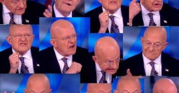 "Clapper Said Spying on Trump a ""Good Thing""… Now #FakeNews Media Says Clapper ""Has Not Admitted FBI Was Spying"""