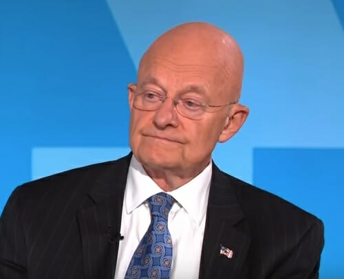 Clapper Sings – Former Director of National Intelligence James Clapper Tells CNN Obama Ordered the Trump-Russia Spying Operation