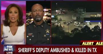 VIDEO=> Milwaukee Sheriff David Clarke: Obama Started This War on Police – It's Open Season Right Now