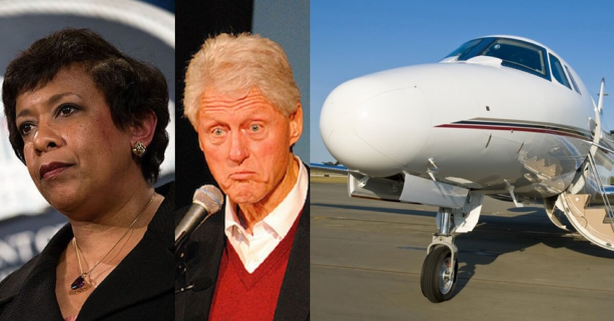 BOOM! FBI Reopening FOIA Request into Clinton-Lynch Tarmac Meeting