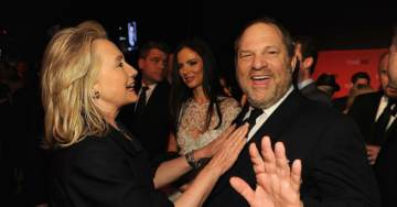 TUCKER: NBC Passed On Weinstein Scoop To Protect Hillary Clinton