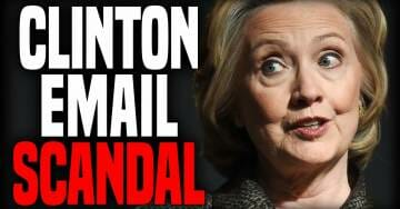 "The Plot Thickens=> Tom Fitton Hints Hillary Clinton Was ""Hiding EVERYTHING"" on Her Private Email Server (VIDEO)"