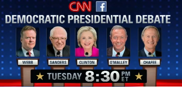 cnn dem debate